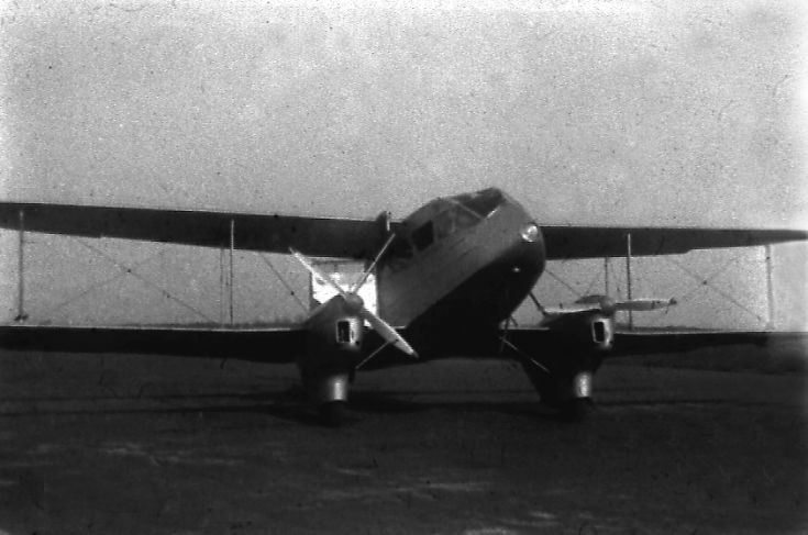 The Orkney plane from Wick