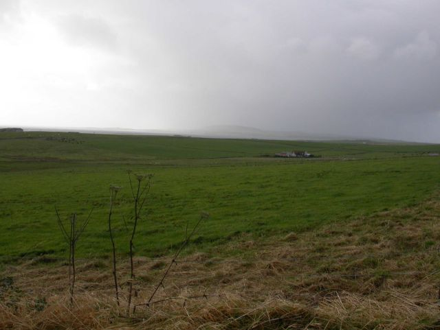 Sept 2004, Looking NW from Rapness, Westray
