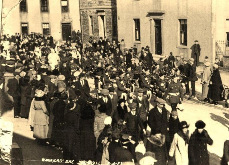 Warriors' Day Kirkwall 1921
