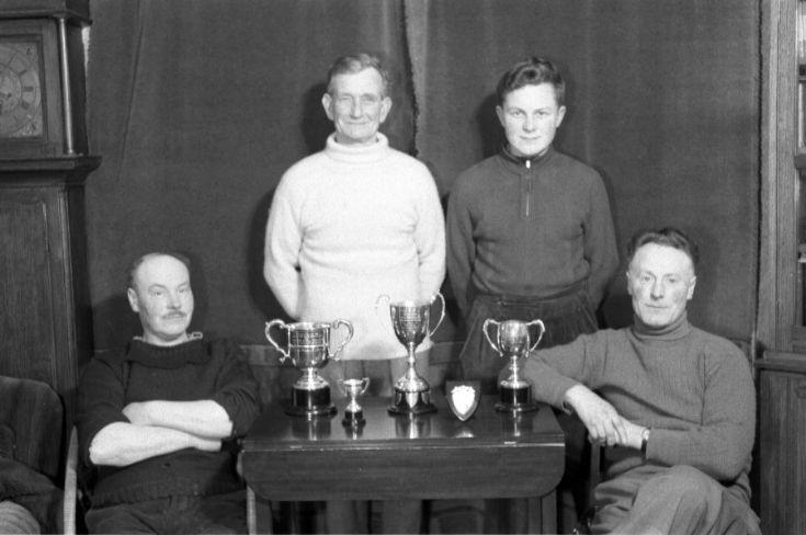 Mystery regatta trophy winners