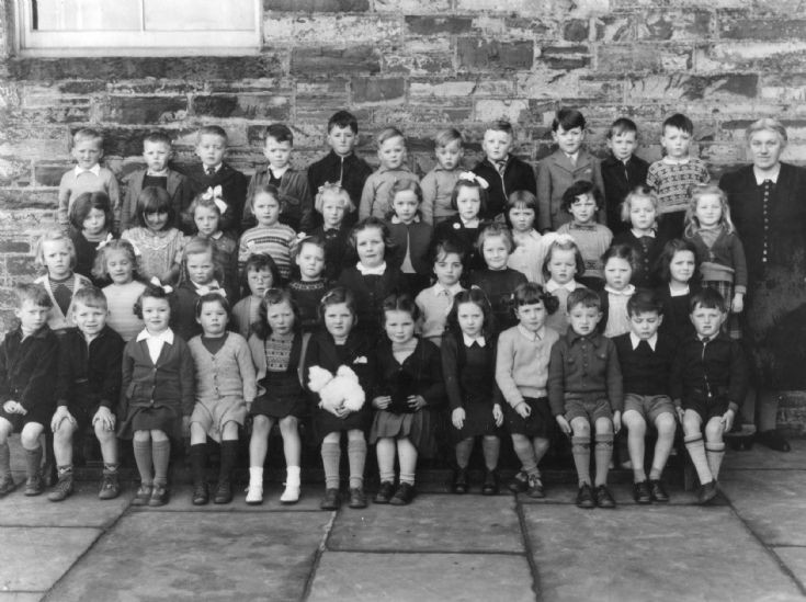 KGS Primary (Infants) 1 - 1952