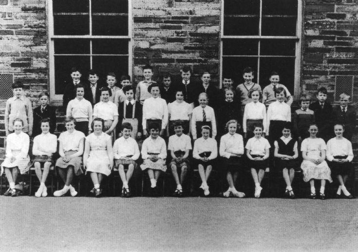 KGS Primary 7 - 1957