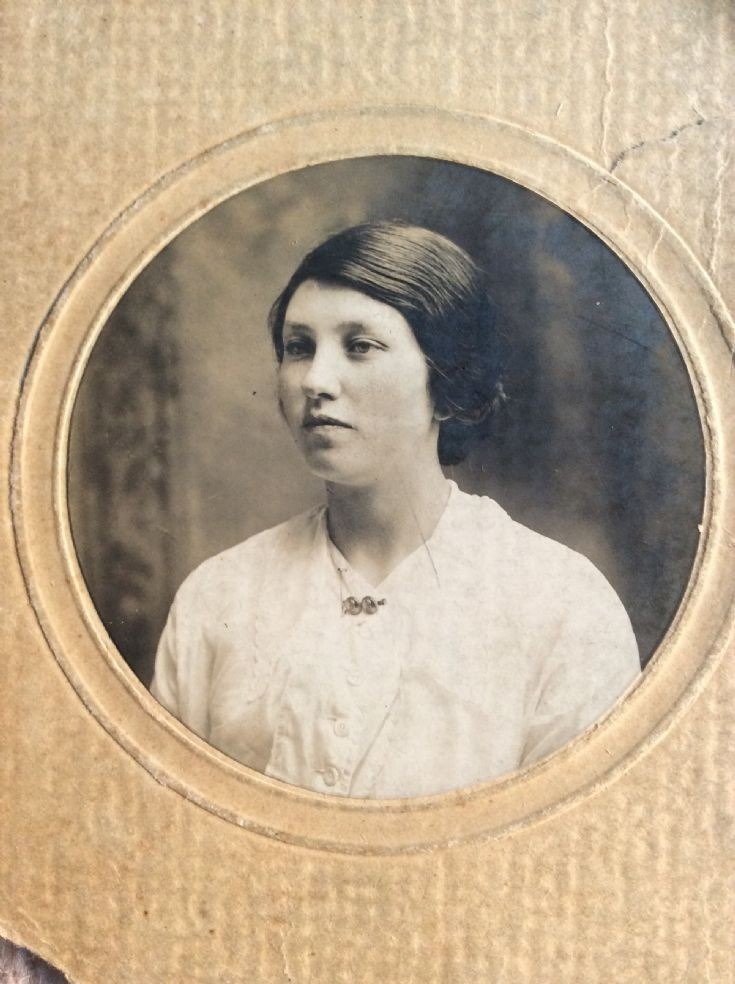 Lizzie Ann Thomson Smith (nee Wilson)