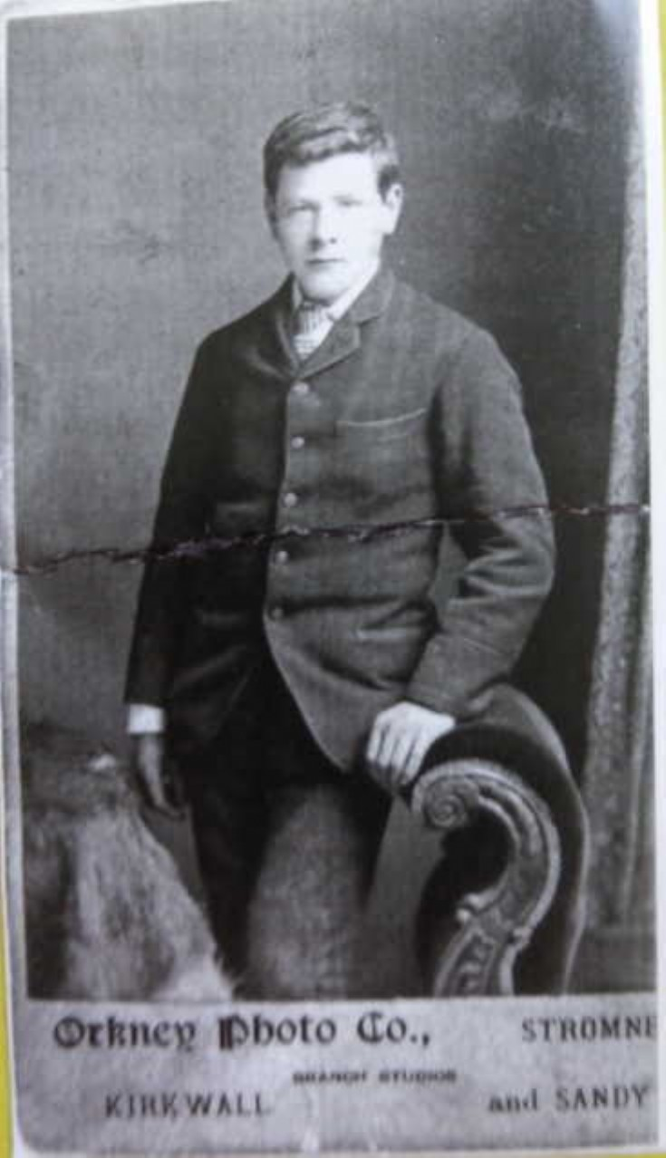 David Cromarty Thomson,Born 1874