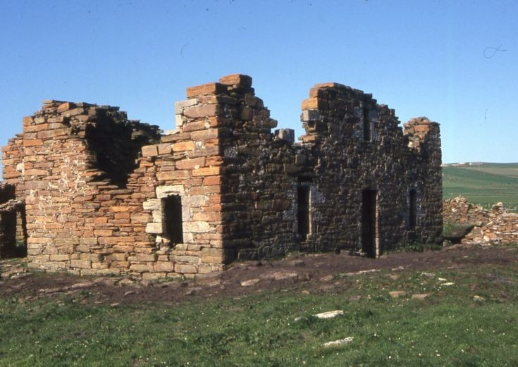 Bishop Graham's house, Stromness