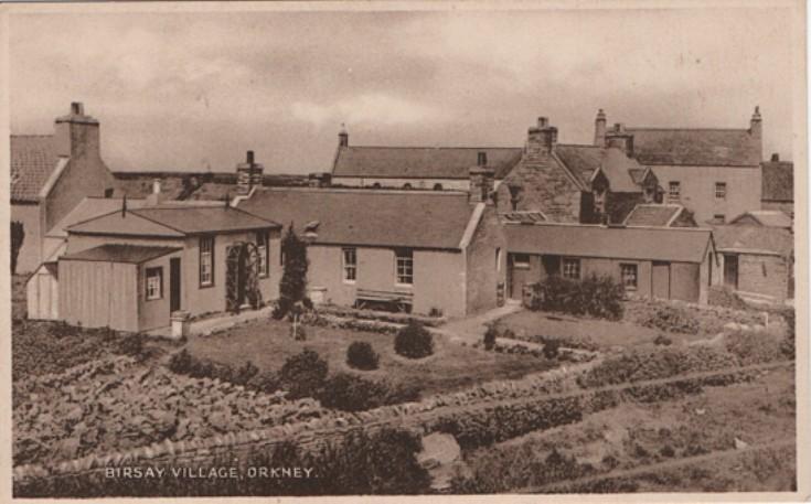 Birsay Village, 1900s