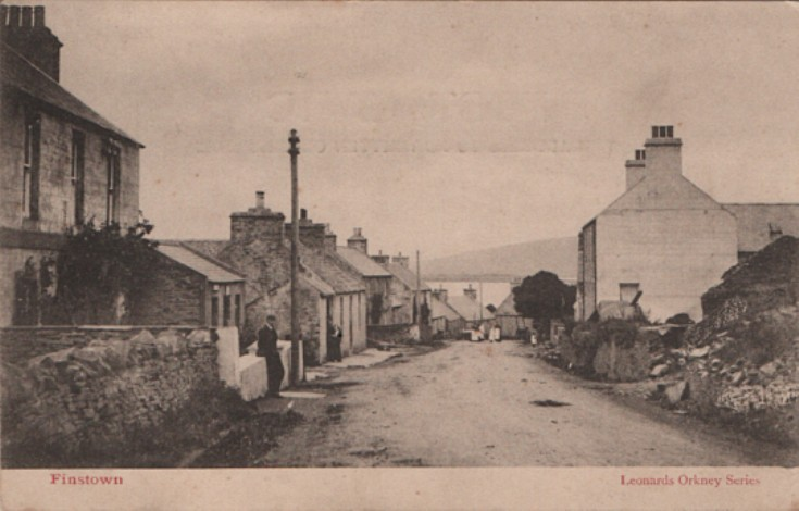 Main Street, Finstown