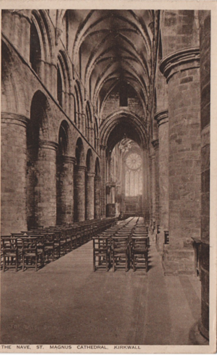 The Nave, St Magnus Cathedral