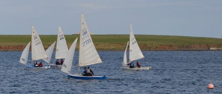 Holm Sailing Club Points Racing