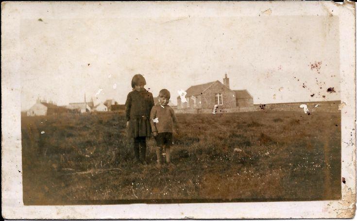 John and Margaret Scott, Sanday