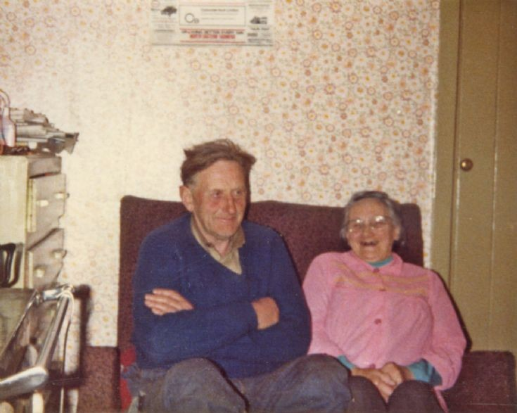Johnnie Kemp and Lottie Anderson
