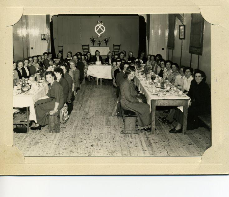 Deerness SWRI 1954