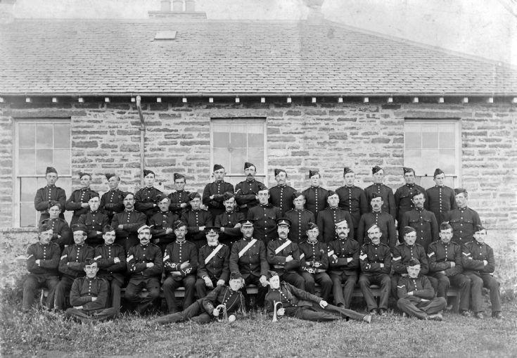 Orkney Gunners 1914-18