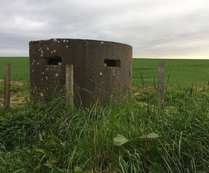 Norcon Pillbox at Inganess