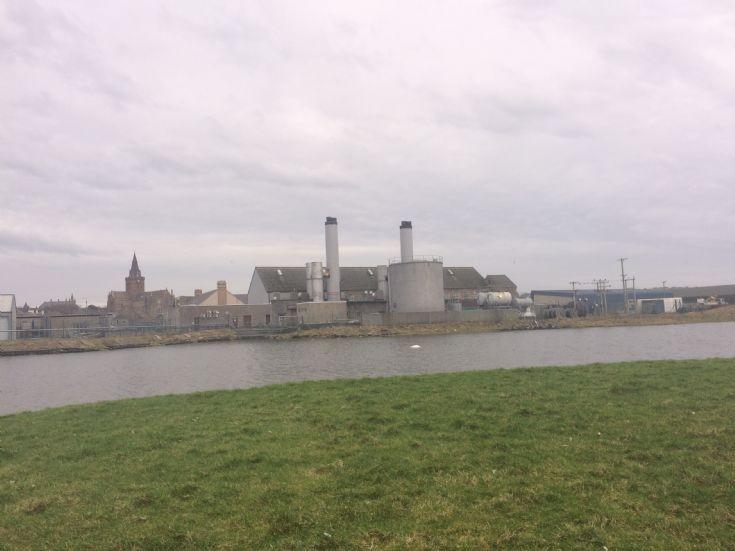 Power Station and Peedie Sea