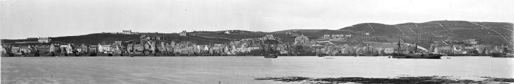 Stromness waterfront 1878