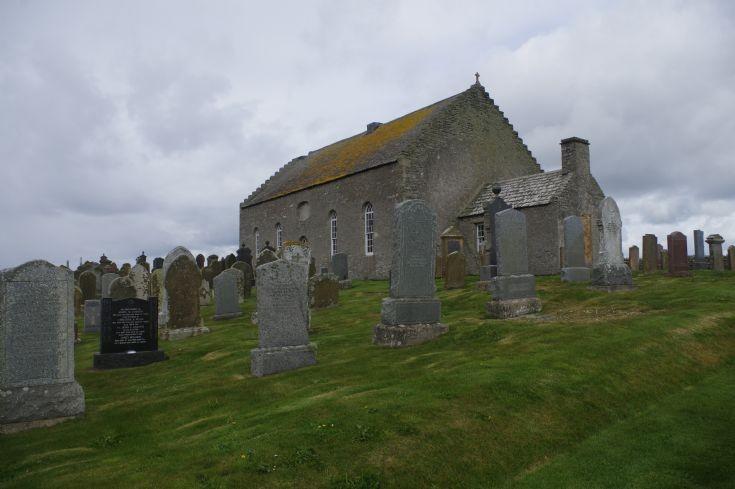 St Nicholas, Holm