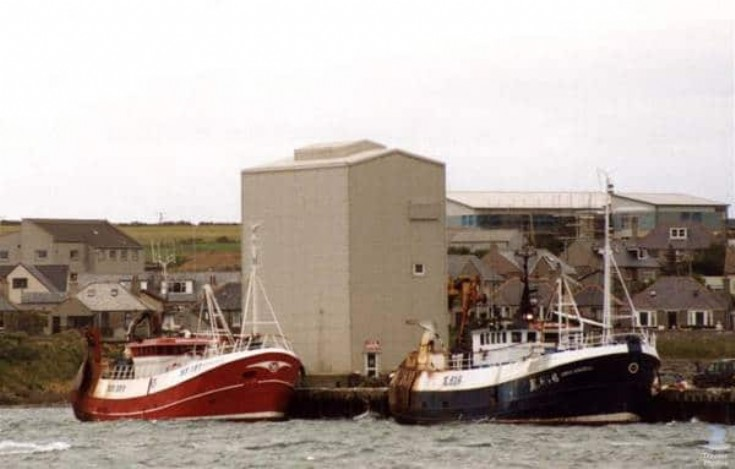 Seaward Quest and Arkh Angell 1999