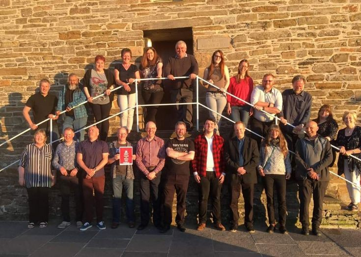 Green Badge Tourist Guides Class of 2019