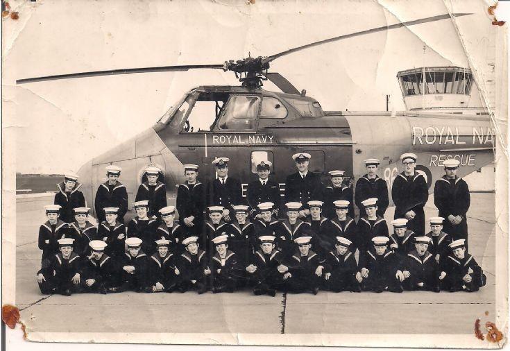 Sea Cadets at RNAS Lossiemouth