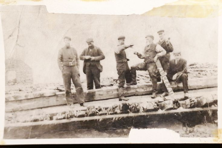 Fishermen from 120 years ago