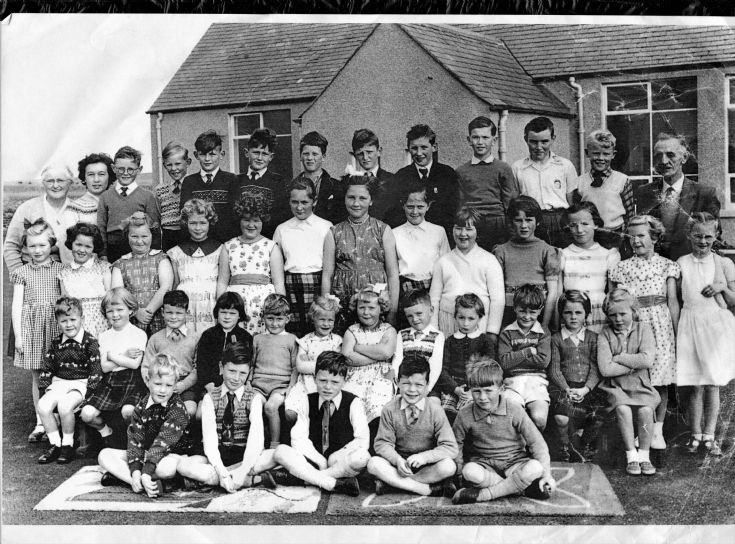 Holm West Primary School - 1961