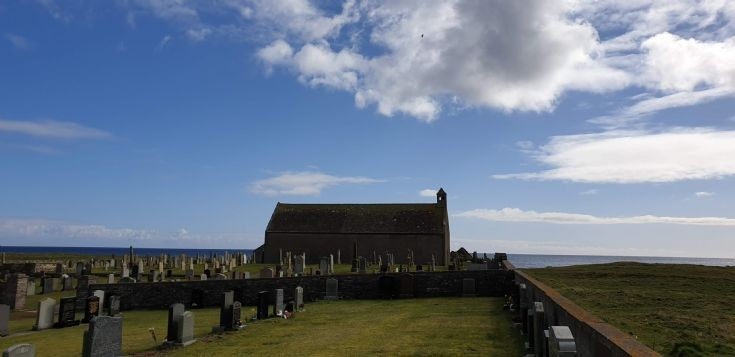 St Peter's Kirk, Eastside, South Ronaldsay