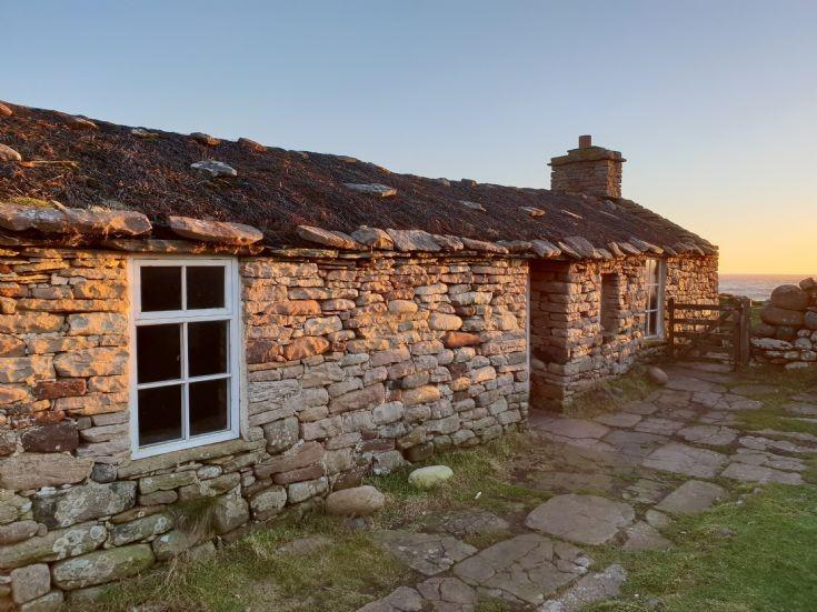 Burnmouth Cottage, Rackwick, Hoy