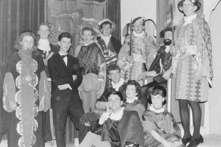 Stromness Academy perform Merchant of Venice
