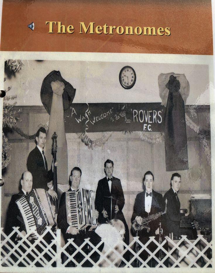 The Metronomes