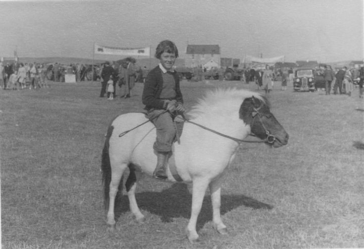 Dounby Agricultural Show 1956 (1/6)
