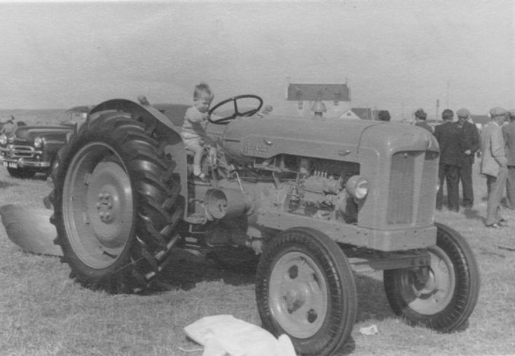 Dounby Agricultural Show 1956 (4/6)