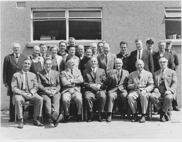 Scapa Distillery staff
