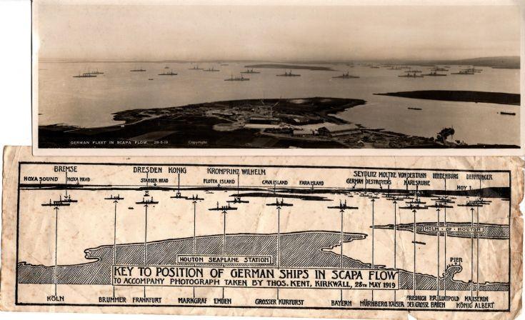 Tom Kent German Fleet with Identifier