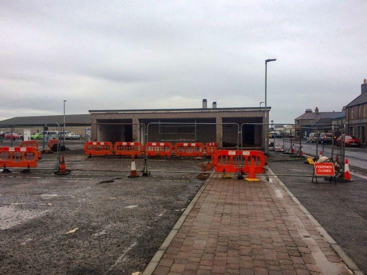 Former bus station, 19 February 2021