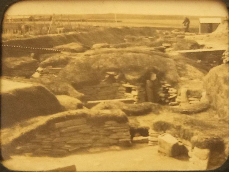 Skara Brae taking shape