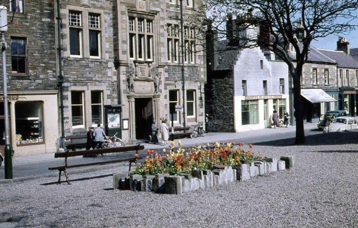 Kirkwall Town Hall May 1961