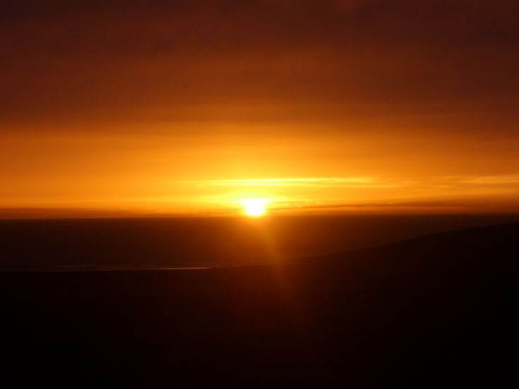 Marwick Sunset