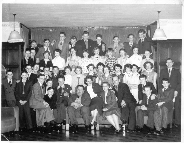 Thorfinn FC Junior Party At Lynnfield Hotel