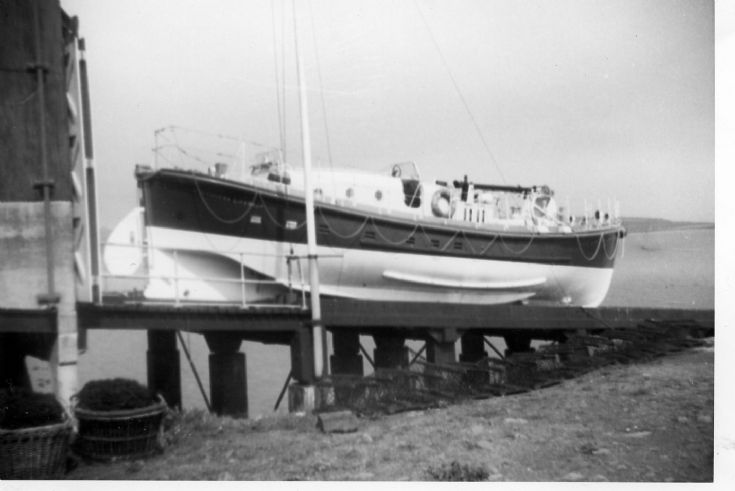 Stromness Lifeboat 1950's