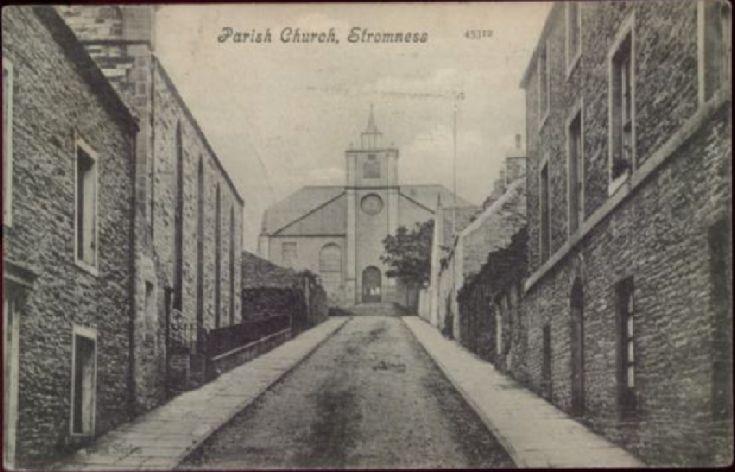 Church Road Stromness