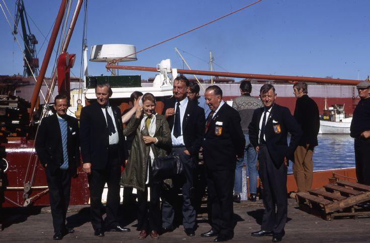 Orkney, Shetland and Swedish sea anglers