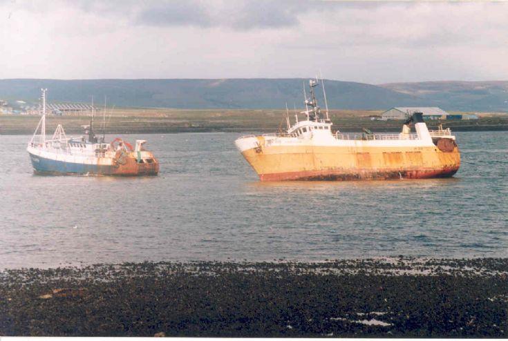 Something in Kirkwall Bay