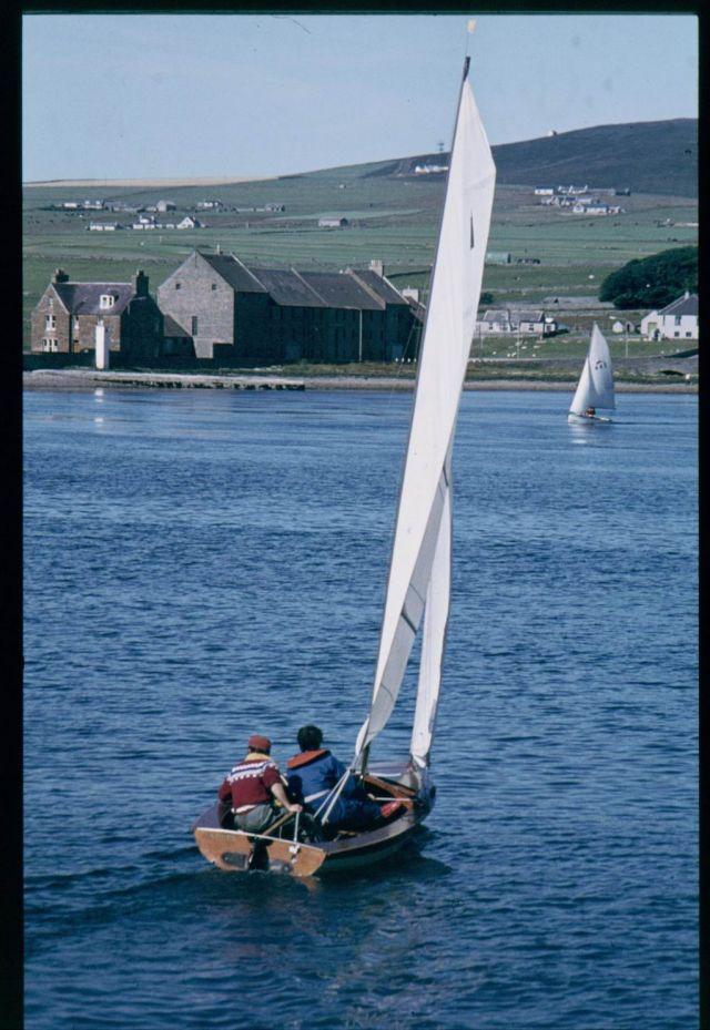 Sailing Snoopy