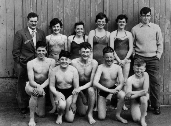 Junior Inter County Swimming