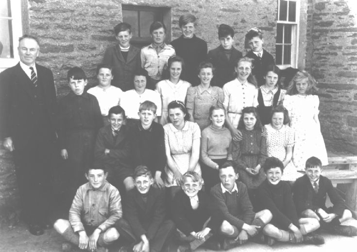 Stronsay Class Photo