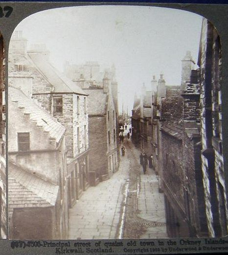 Stereoscopic Bridge Street