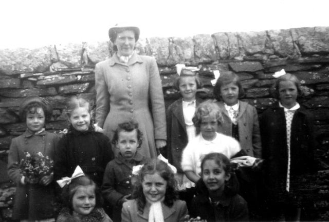 Sunday School picnic to Shapinsay