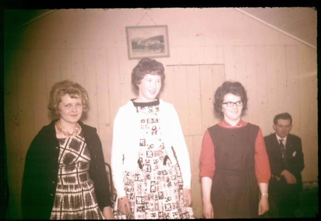 Miss Deerness competition 1963, 2