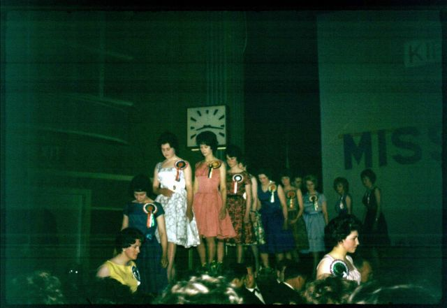 Miss Orkney competition, 1963